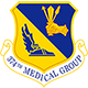 Logo: 374th Medical Group - Yokota Air Base